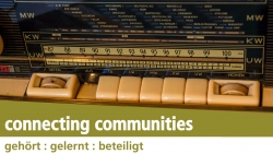 Connecting Communities 2016: Vertiefungsworkshop